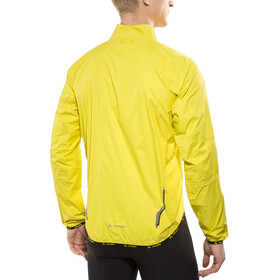 VAUDE Drop III Jacket Herre canary